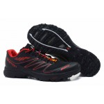 Salomon S-LAB Sense Speed Trail Running Shoes In Black