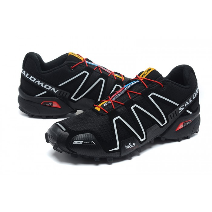 salomon speedcross 3 white and red 2018