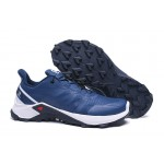 Salomon Speedcross GTX Trail Running Shoes In Blue White
