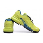 Men's Salomon Speedcross Pro 2 Trail Running Shoes In Fluorescent Yellow