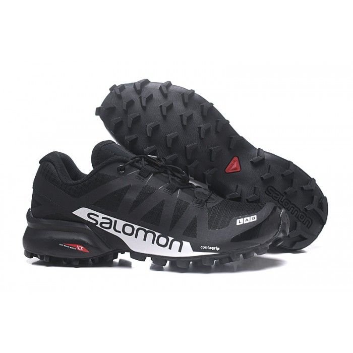 Women's Salomon Speedcross Pro 2 Trail Running Shoes In Black Sliver